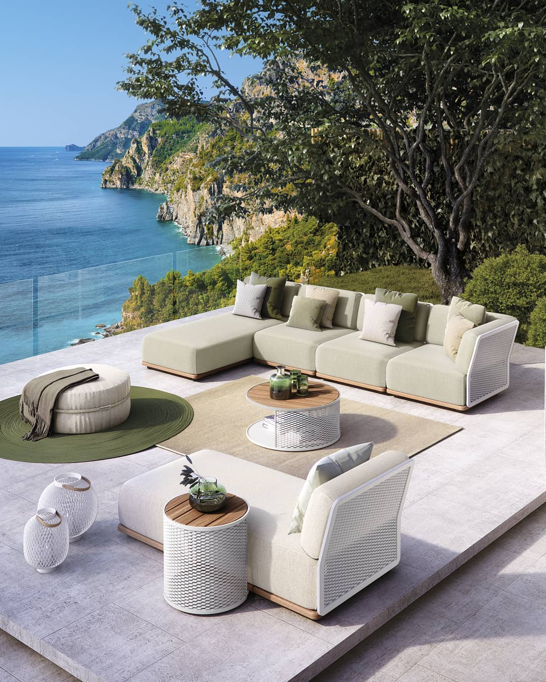Outdoor Furniture in Dubai