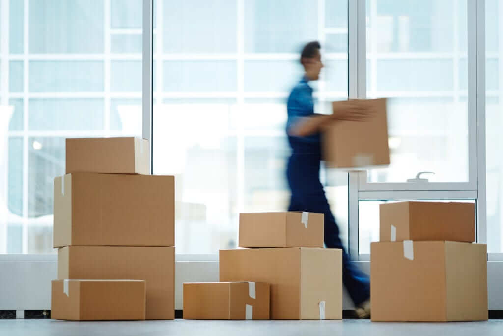 How to choose a moving service provider for an office move in London